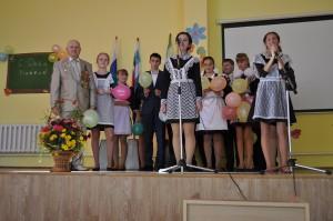 Праздник поставили воспитанники Ольги Стефановны